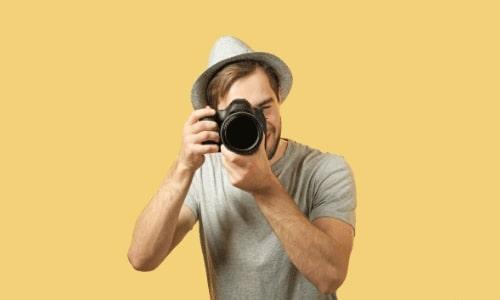 Lernen Sie die Grundlagen des Fotografierens